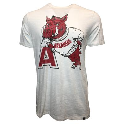 Arkansas 47' Vault Mascot Scrum Tee