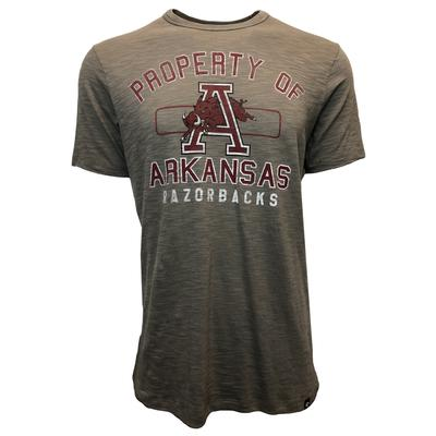 Arkansas Razorbacks 47 Vault Mascot Scrum Tee