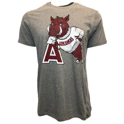 Arkansas 47' Leaning Hog Club Tee