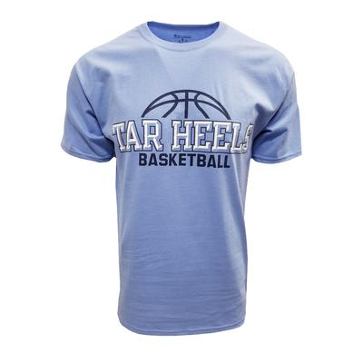 UNC Champion Tar Heels Basketball Tee