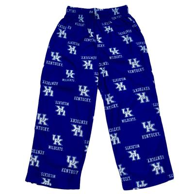 Kentucky Wildcats Boys Pajama Pants