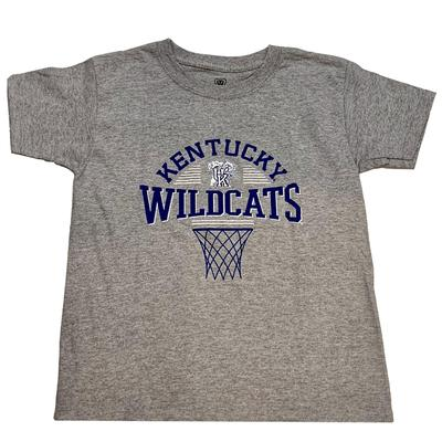 Kentucky Boys Arch Net Basketball Tee OXFORD
