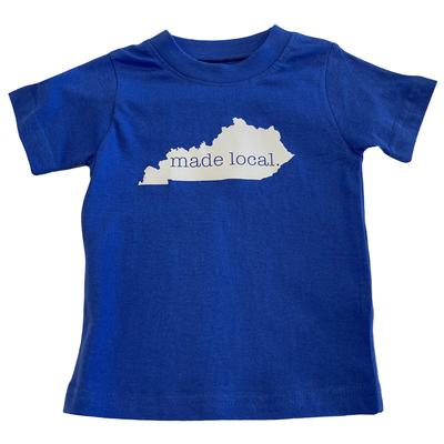 Kentucky Made Local Infant Tee