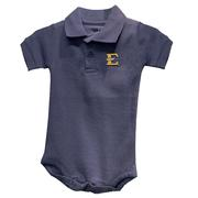 Etsu Infant Solid Polo Creeper