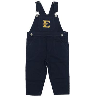 ETSU Toddler Clasp Overalls
