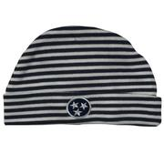 Tristar Infant Navy Striped Knit Cap
