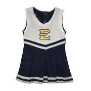 Etsu Infant Cheerleader Outfit