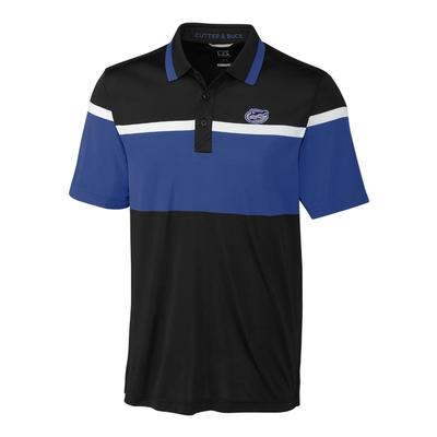 Florida Cutter & Buck Everson Stripe Polo