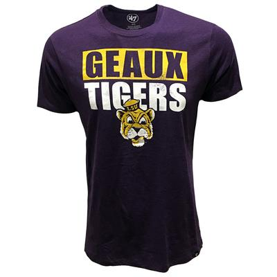 LSU 47' Geaux Tigers Club Tee