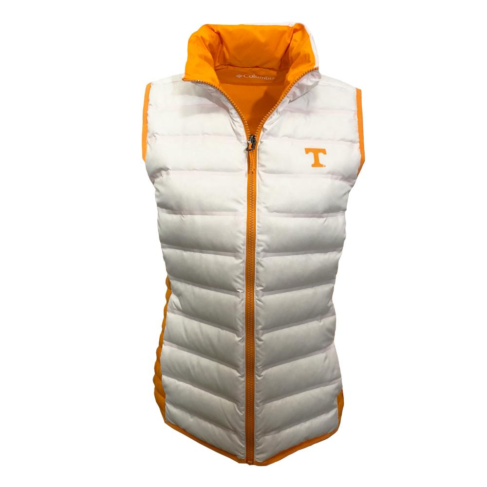 Tennessee Columbia Women's Lake 22 Reversible Vest