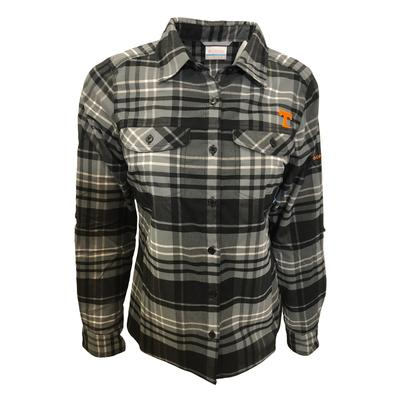 Tennessee Columbia Women's Silver Ridge Flannel Shirt
