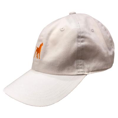 Tennessee Howling Smokey Adjustable Crew Hat WHT/TN_ORG