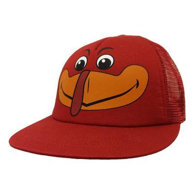Virginia Tech Youth Mesh Hokiebird Hat