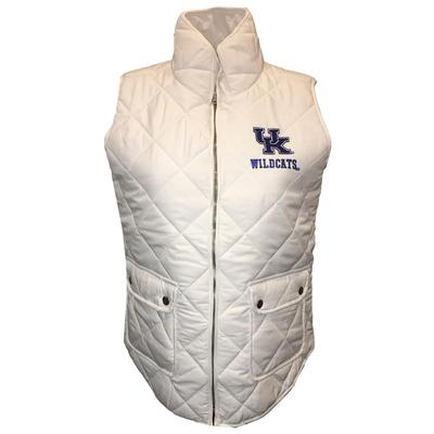 Kentucky Women's Snap Pocket Vest