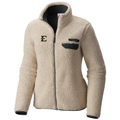 ETSU Columbia Women's Mountainside Heavyweight Jacket