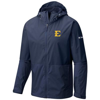 ETSU Columbia Roan Mountain Rain Jacket