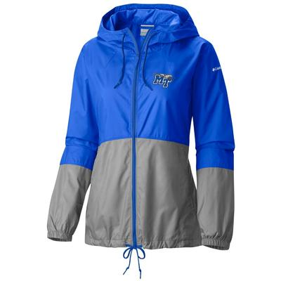 MTSU Columbia Women's Flash Forward Windbreaker