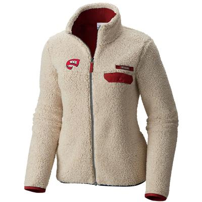 Western Kentucky Columbia Women's Mountainside Heavyweight Jacket