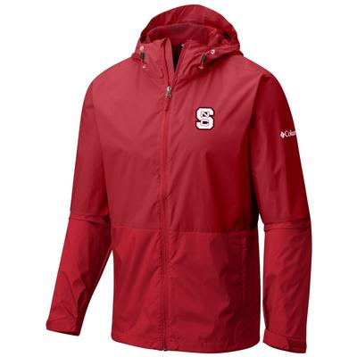 NC State Columbia Roan Mountain Rain Jacket