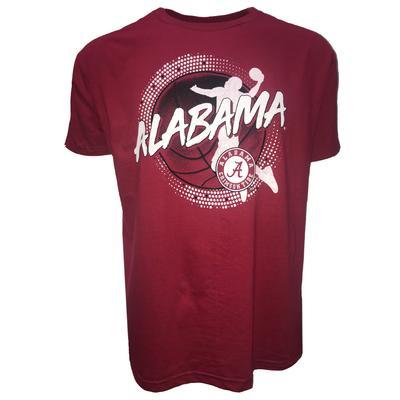 Alabama Crimson Tide Basketball Dunk Tee
