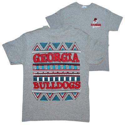 Georgia Girls Tribal Short Sleeve Tee