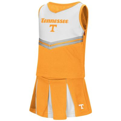 Tennessee Colosseum Toddler Pom Pom Cheer Set