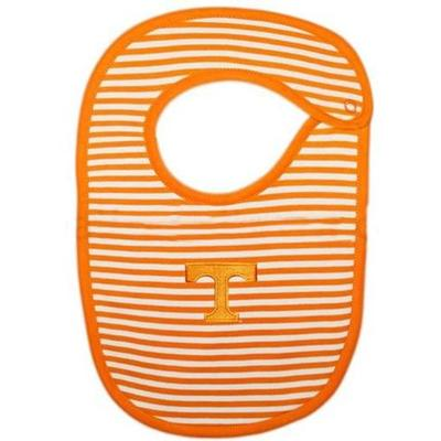 Tennessee Infant Striped Bib