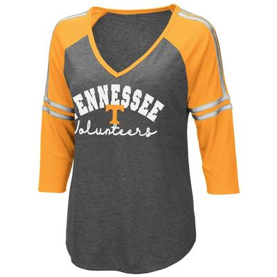 Tennessee Colosseum Women's Curling 3/4 Sleeve Tee