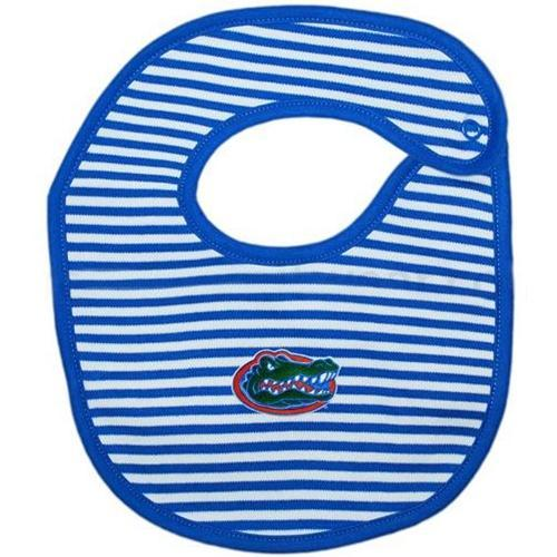 Florida Infant Striped Bib