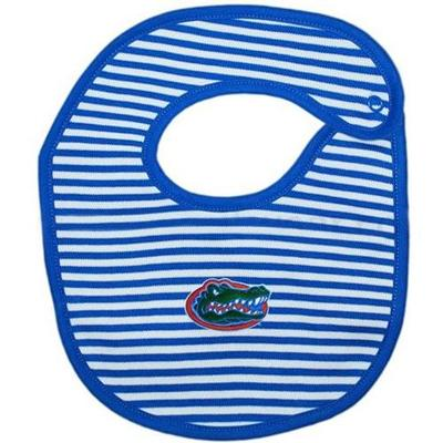 Florida Infant Striped Bib