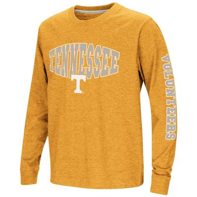 Tennessee Colosseum Youth Long Sleeve Spike Tee