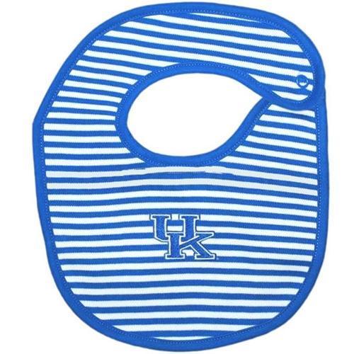 Kentucky Infant Striped Bib