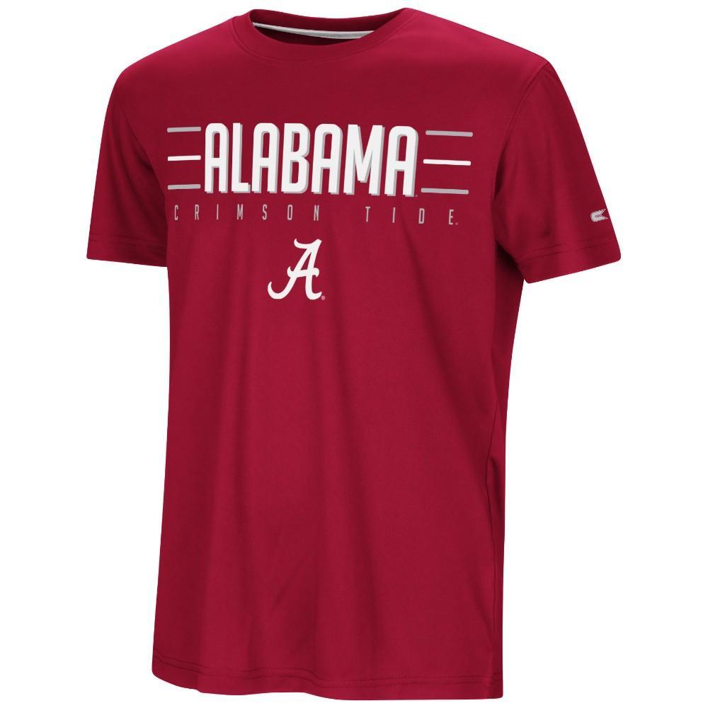 Alabama Colosseum Youth Anytime Anywhere Tee