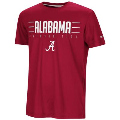 Alabama Colosseum Youth Anytime Anywhere Tee