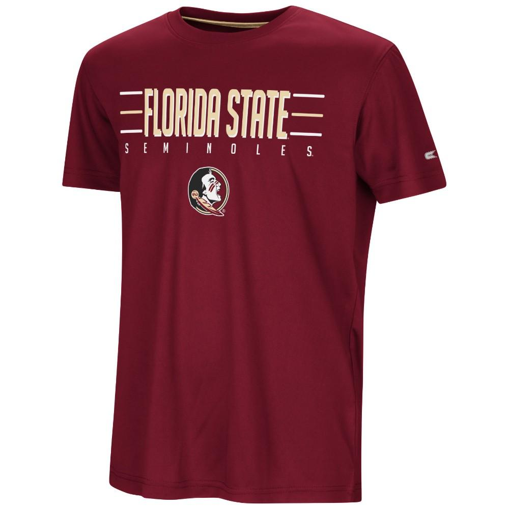 Florida State Colosseum Youth Anytime Anywhere Tee