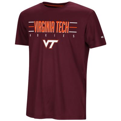 Virginia Tech Colosseum Youth Anytime Anywhere Tee