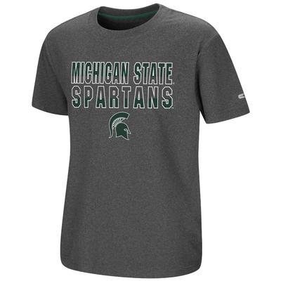 Michigan State Colosseum Youth Junior Tee