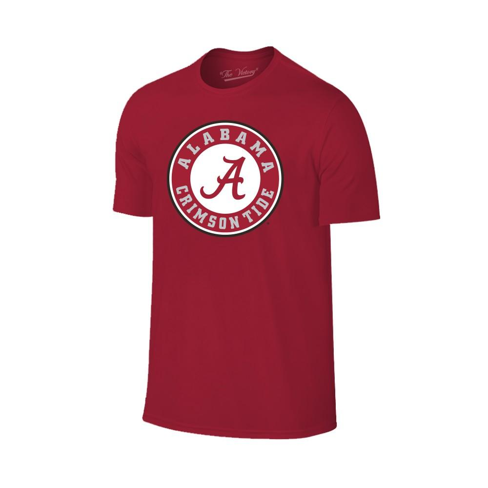 Alabama Giant Circle Logo T- Shirt