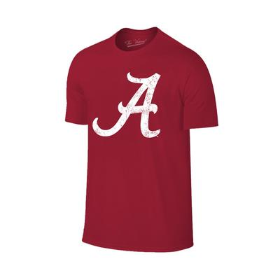 Alabama Giant Script A Logo T-shirt