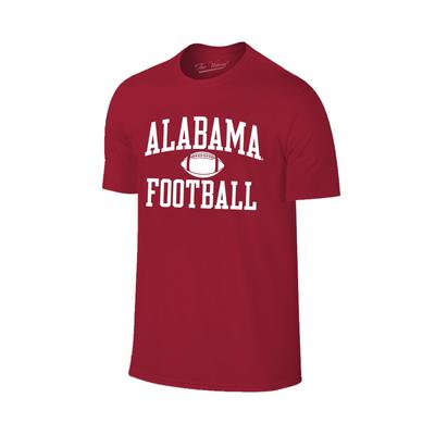 Alabama Basic Arch Football T-shirt