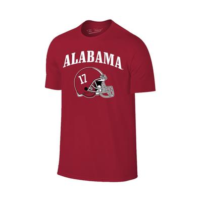Alabama Arch Football Helmet T-shirt