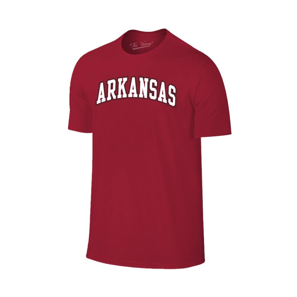 Arkansas Basic Arch Logo T- Shirt