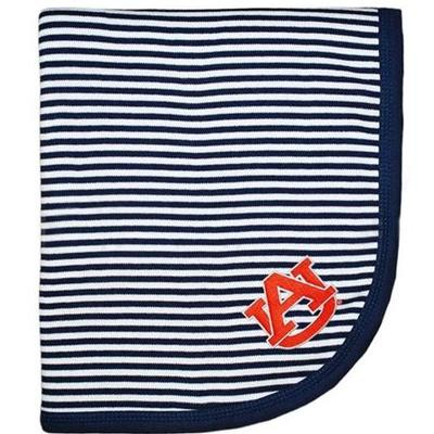 Auburn Infant Striped Knit Blanket