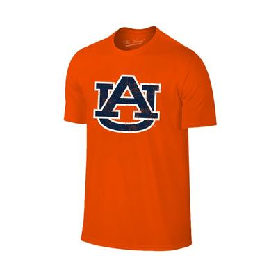 Auburn Giant AU Logo T-shirt ORG