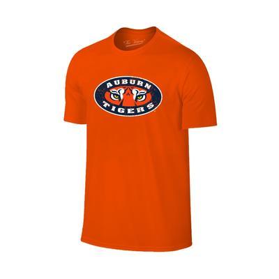 Auburn Giant Tigers Eyes Logo T-shirt ORG