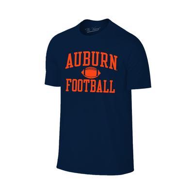 Auburn Basic Arch Football T-shirt