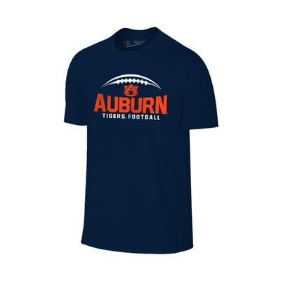 Auburn Football Laces T-shirt