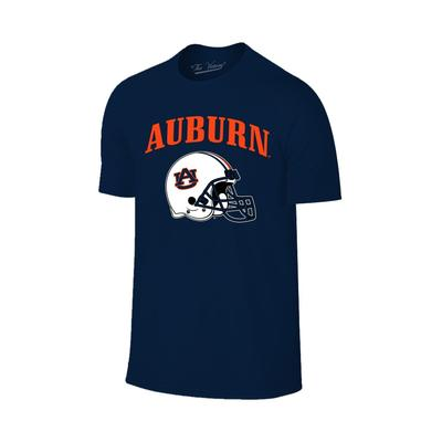 Auburn Arch Football Helmet T-shirt