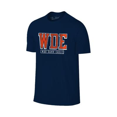 Auburn War Damn Eagle T-shirt