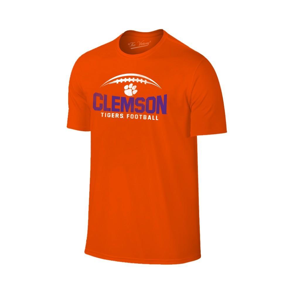 Clemson Football Laces T- Shirt